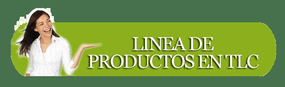 Línea de productos en TLC